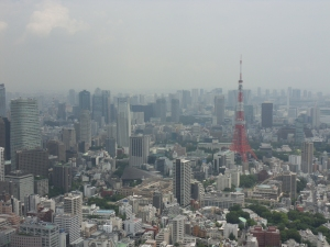 Mori Tower View