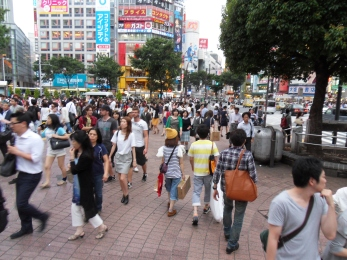 Shibuya Scramble