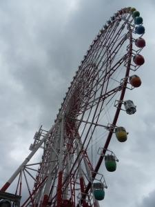 Ferris Wheel Tokyo